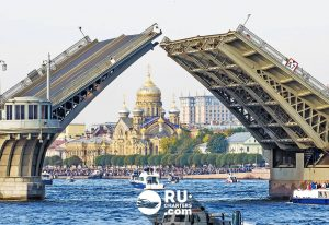 Аренда яхт, катеров и теплоходов в СПб