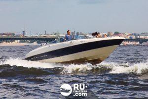 Аренда катера в Спб «Bayliner Storm 1»