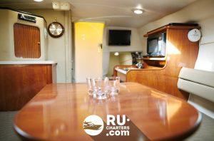 Аренда катера в Спб «Rinker»