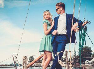 Аренда яхты в Санкт Петербурге на романтическую прогулку