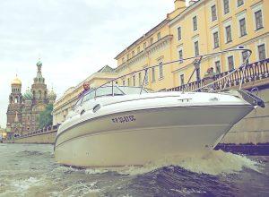 Аренда катера в СПб – незабываемое путешествие по рекам и каналам