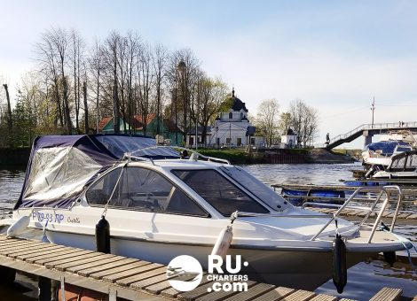 «castello» Аренда катера в СПб