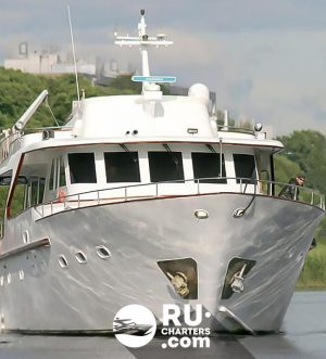 «benetti 92 Richmond » Аренда яхты в СПБ