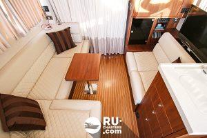 «galeon 380 Fly » АрендаяхтывСПБ