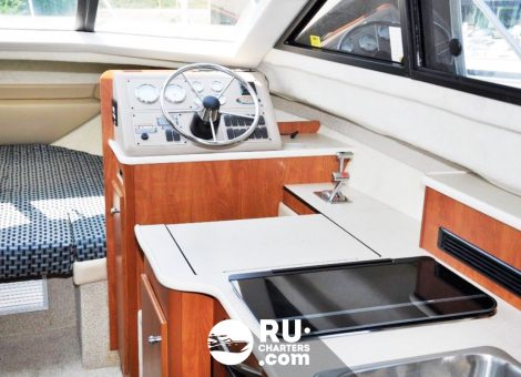 Аренда катера в СПб «bayliner 288»