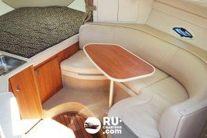 Аренда катера в СПб «bayliner 305»