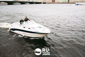 «chaparral S240» Аренда катера в СПб