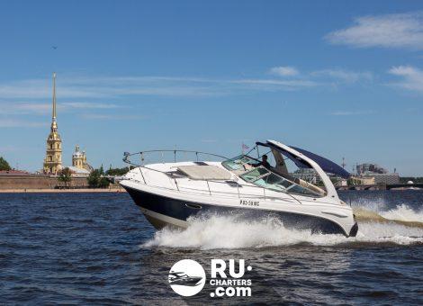 Аренда катера в СПб «chaparral 330»