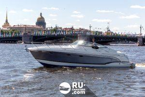 «formula 31» Аренда катера в СПб