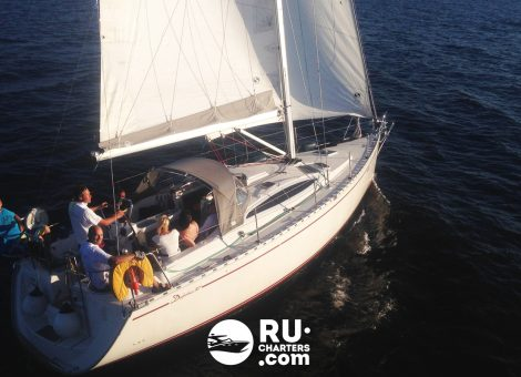 «meri» Аренда парусной яхты в СПб