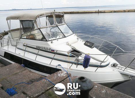 «carver 32» Аренда катера в СПб