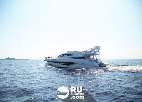 «galeon 64» Аренда яхты в СПБ