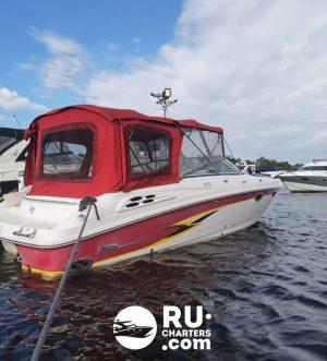 «chaparral 2835» Аренда катера в СПб