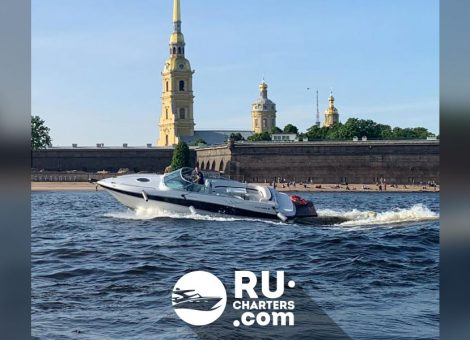 «Сириус» (four Winns) Аренда катера в СПб