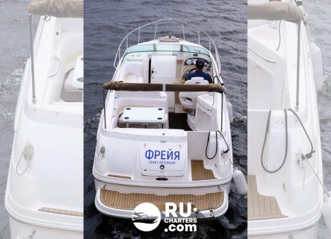 «chaparral Signature» Аренда катера в СПб