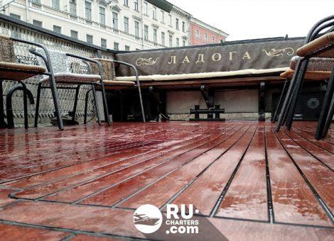 «Ладога» Аренда теплохода в СПб
