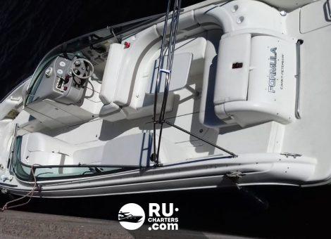 «formula 260» Аренда катера в СПб
