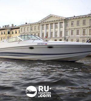 «formula 330» Аренда катера в СПб