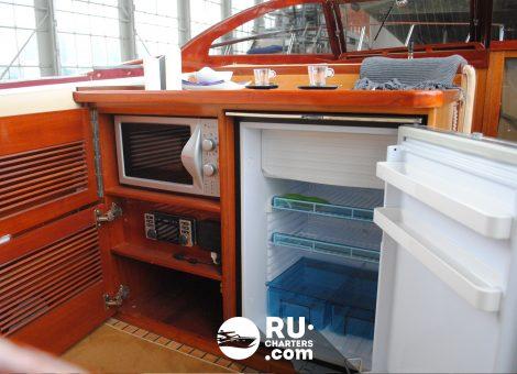 «windsor Craft 31» Аренда катера в СПб