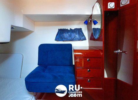 «aquador 32 C» Аренда катера в СПб