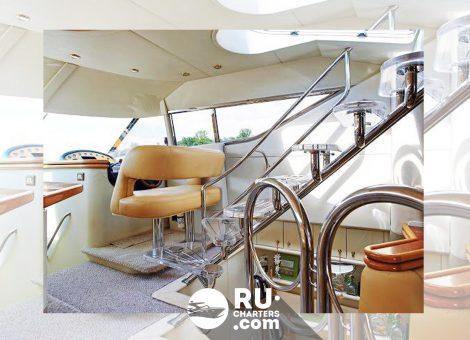 «sunskekeer 62 » Аренда яхты в СПб