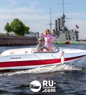 Аренда катера без капитана «Толстый»