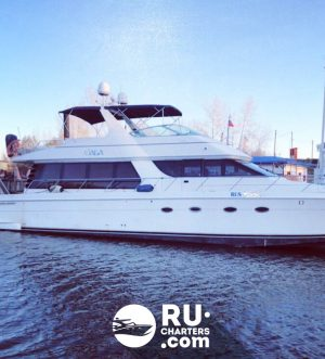 « Carver 60 » Аренда яхты в СПб