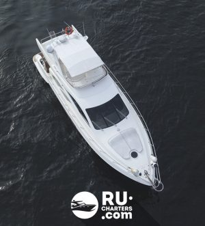 «azimut 55» Аренда яхты в СПб