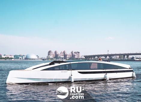 Аренда яхты «Амстердам» в Санкт Петербурге