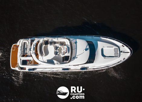 « Meridian 580 » Аренда яхты в СПб
