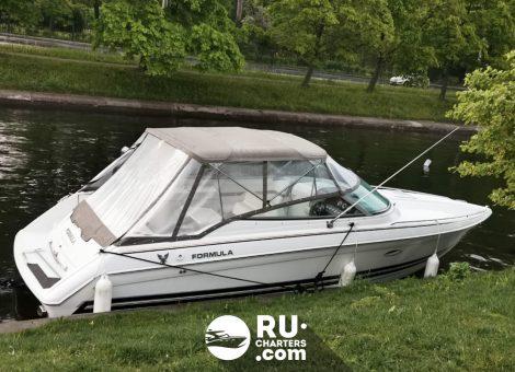 «formula 280 Ss» Аренда катера в СПб