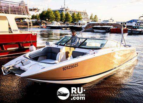 Аренда катера Cartel в Санкт Петербурге