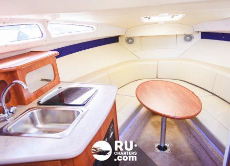 Аренда катера Bayliner 245 в Санкт Петербурге