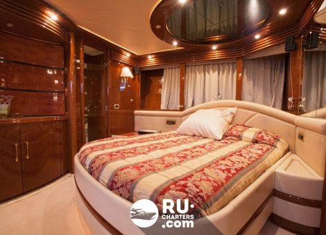 «dominator 68 » Аренда яхты в СПб
