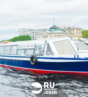 «Антверпен» Аренда теплохода в СПб