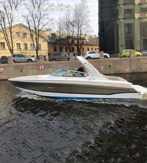 «formula Bowrider 280» Аренда катера в СПб