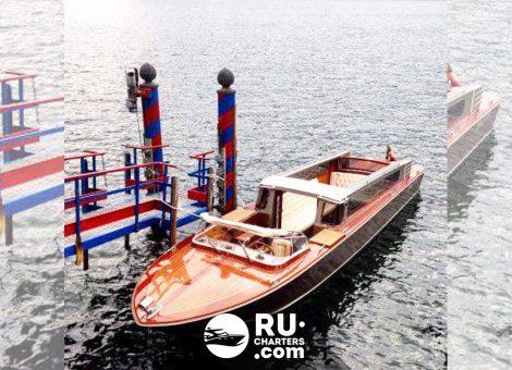 «Верона» Аренда катера в СПб