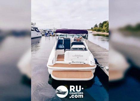 Аренда катера Wellcraft в Санкт Петербурге