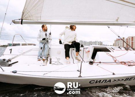 «beneteau Plate 25» Аренда парусной яхты в СПб