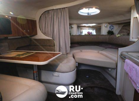 Аренда катера Monterey 302 в Санкт Петербурге