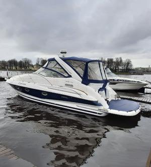 Аренда катера Doral 330 в Санкт Петербурге