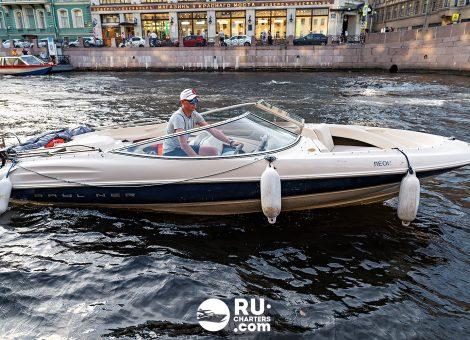 «Леон» Аренда катера в СПб