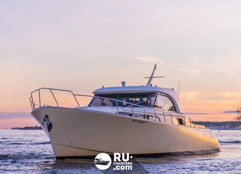 «mochi Craft 51» Аренда яхты в СПб