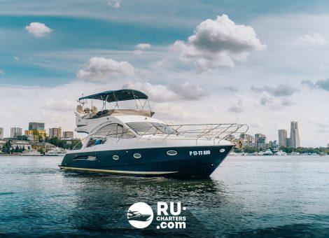 «galeon 440» Аренда яхты в СПб