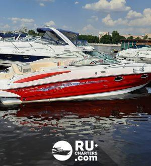 «crownline 275» Аренда катера в СПб
