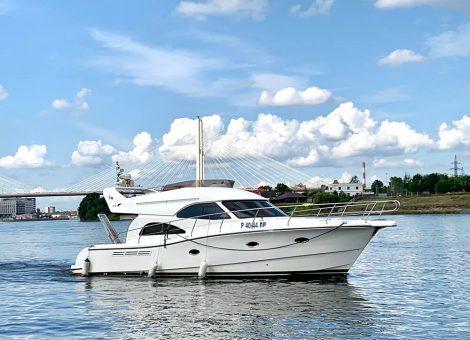 «rodman 44» Аренда яхты в СПб