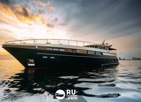 «atlantis» Аренда яхты в СПб